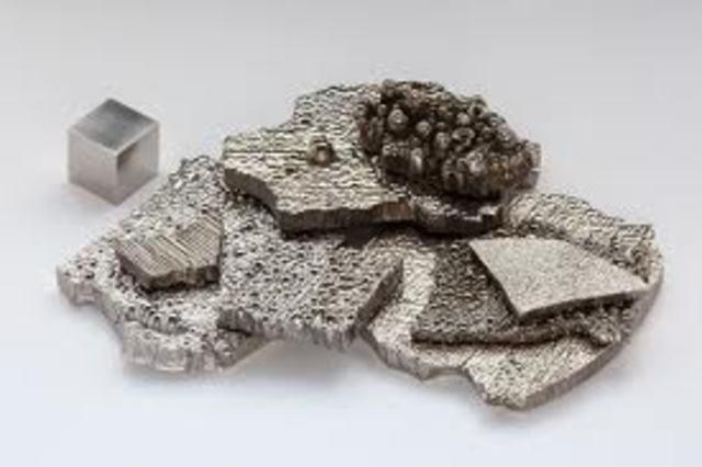 Cobalt(Co) 1550BC