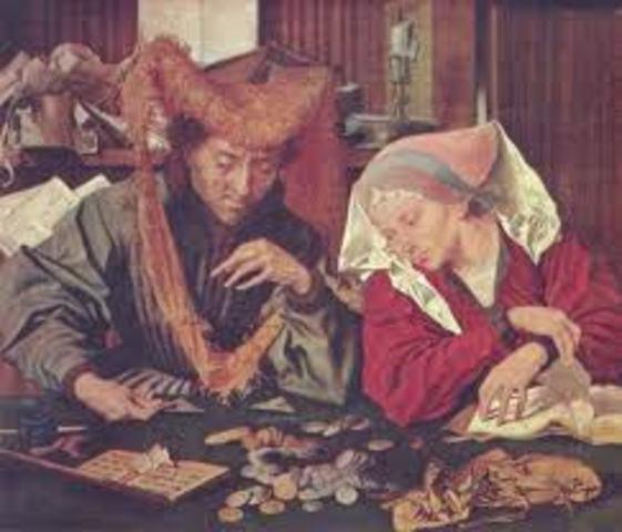 los primeros banqueros
