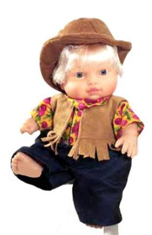 Кукла для мальчиков Джо
