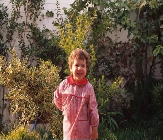 Primeiro dia de creche (Mafalda)
