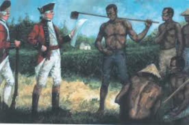 Mathias de Sousa, an indentured servant of African descent, arrives in Maryland aboard the Ark