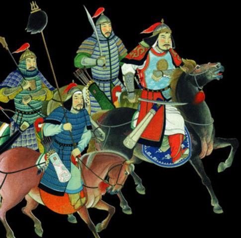 Consecuencias del la caida del imperio mongol