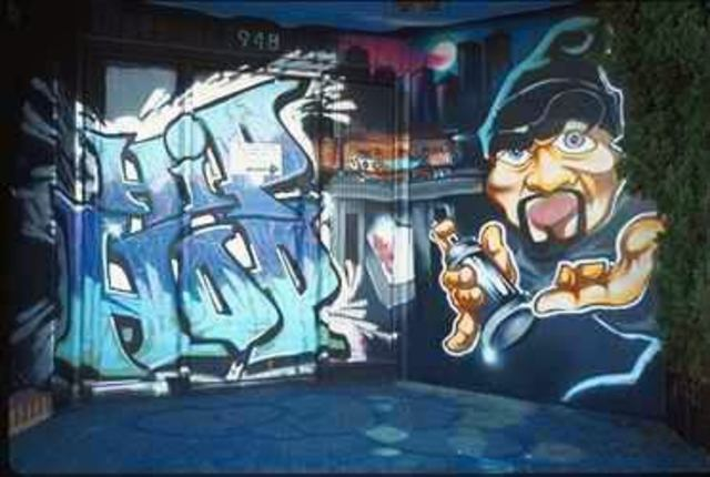 El Graffiti se toma las calles!!