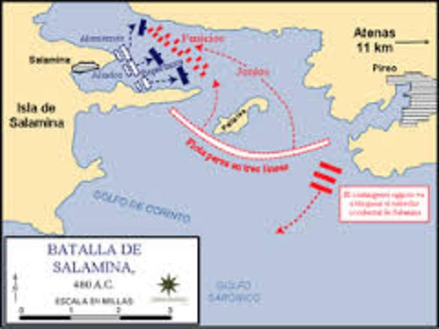 Batalla Naval de Egospotamos