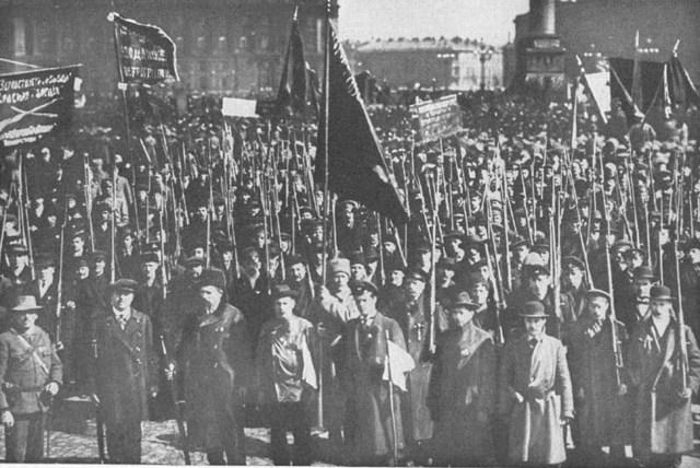 1º Revolución obrera en el mundo.