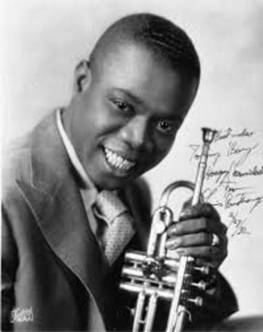 Louis Armstrong joins Fletcher Henderson's Band