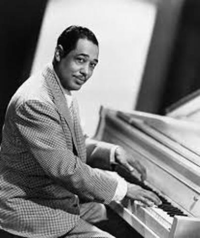 """Duke Ellington records """"Ko-ko"""""""