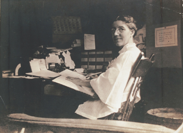 """""""The Yellow Wall-Paper"""" by Charlotte Perkins-Gilman"""