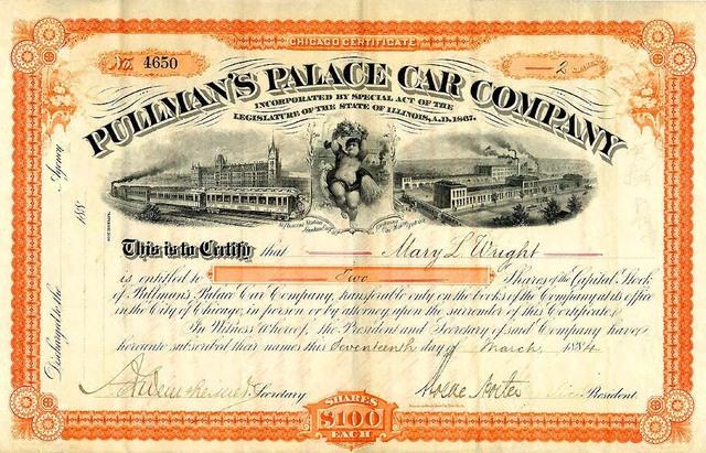 Pullman Palace Car Company