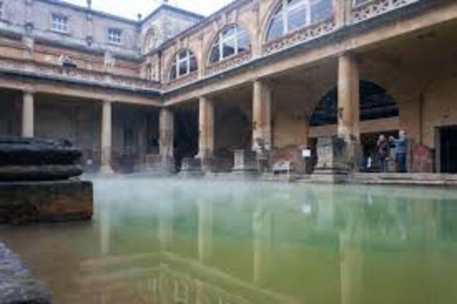 Bath, la ciudad balneario en la Inglaterra del siglo XVIII