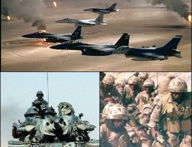 Guerra del Golfo.