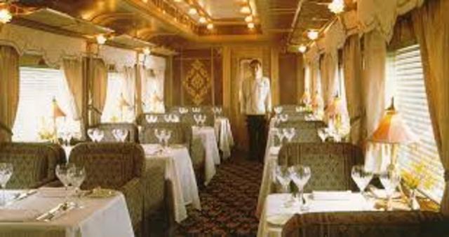 Viaje en Orient Express