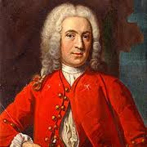 Carl Linnaeus (1707 - 1778)