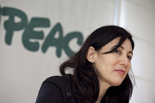 Miren Gutierrez abandona el cargo de directora de Greenpeace España