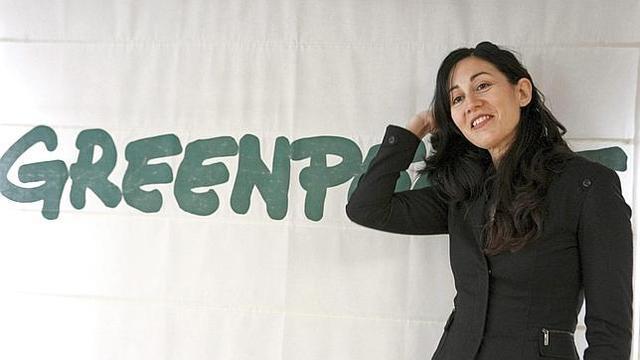 Miren Gutierrez, nueva directora ejecutiva de Greenpeace España