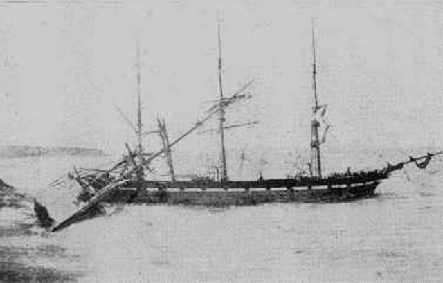 City of Dunedin shipwreck