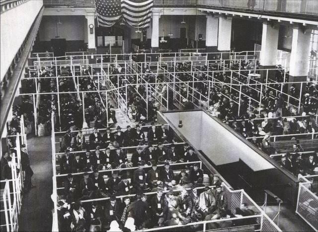 Ellis Island Immigration Station opens