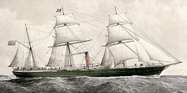 Tararua shipwreck