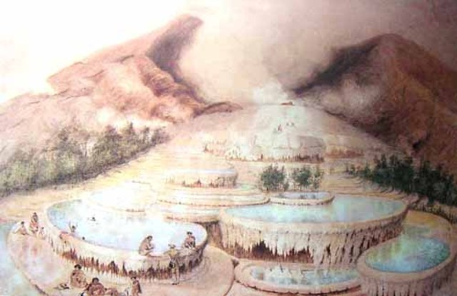 Tarawera eruption