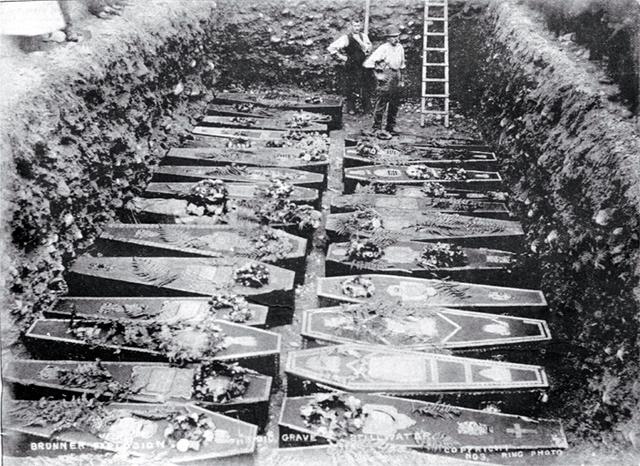 Brunner mine accident