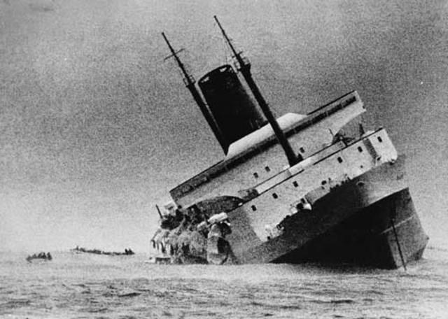 Wahine shipwreck