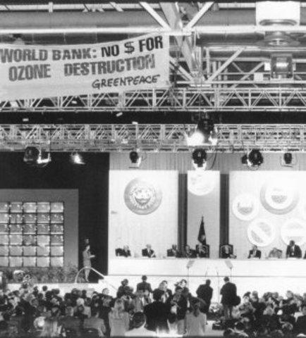 Acción en el Banco Mundial