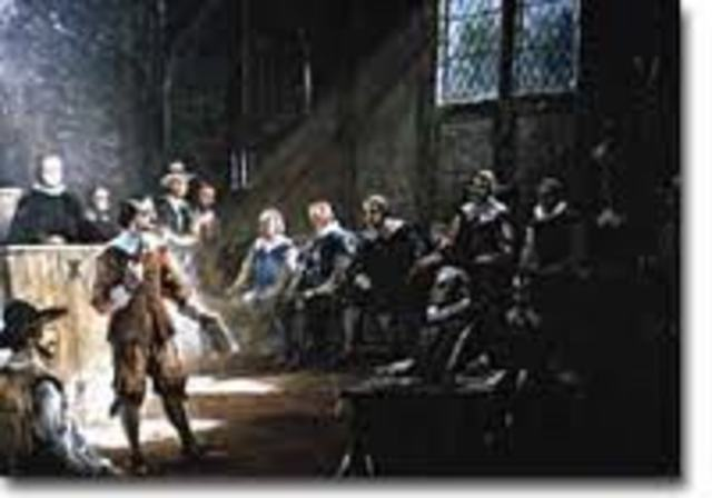 Founding of the Virginia House of Burgesses