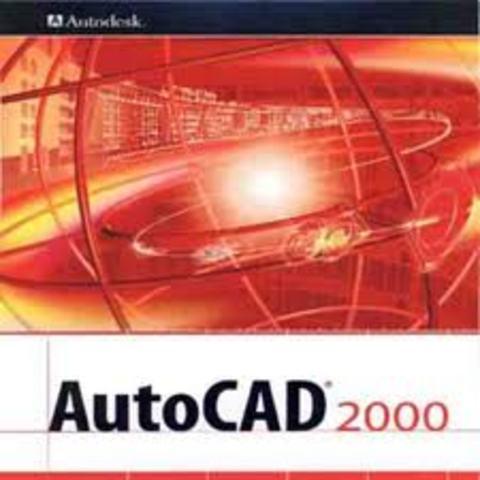AutoCAD 2000i
