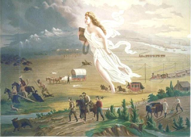 Manifest Destiny & Settlement of the West