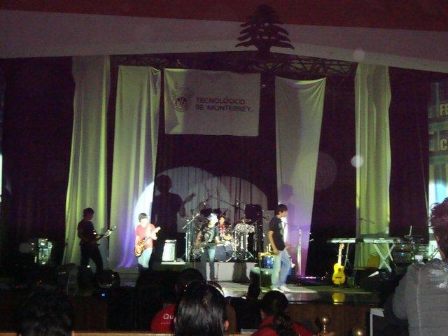 Participación Staff Festival de la Canción