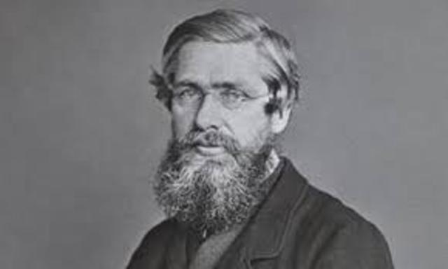 Alfred Russel Wallace (1823 - 1913)