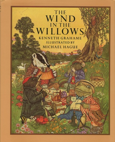 Kenneth Grahame  - ''The Wind In the Willows''