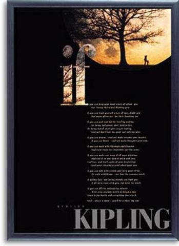 Rudyard Kipling - ''If'' is first published