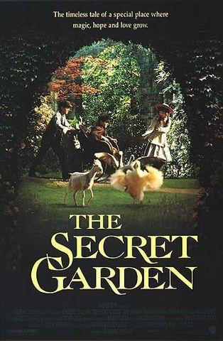 Frances H. Burnett - ''The Secret Garden''