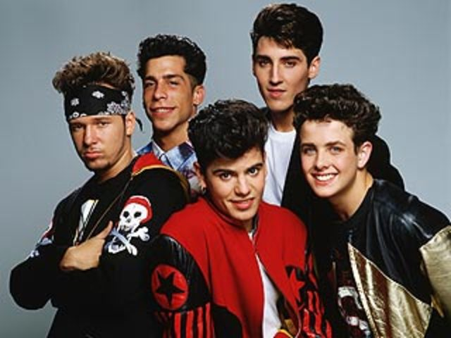 New Kids on the Block, The boy band