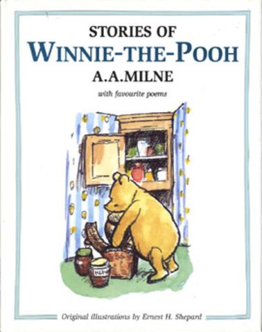 A. A Milne - ''Winnie the Pooh''