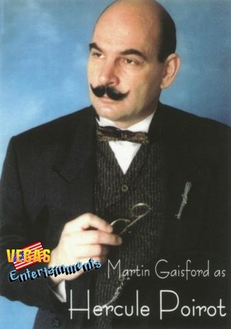 Agathe Christie - Hercule Poirot