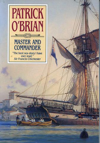 """Patrick O'Brian - """"Master and Commander"""""""