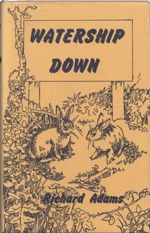 "Richard Adams - ""Watership Down"""