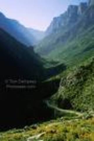 Hiking To Vikos Gorge