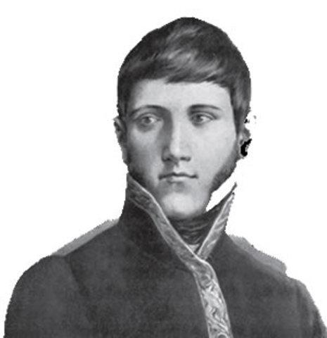 Mina en contra de Fernando VII.