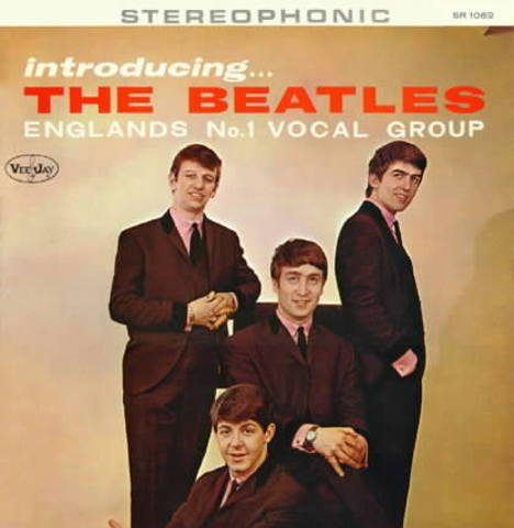 Introducing... The Beatles