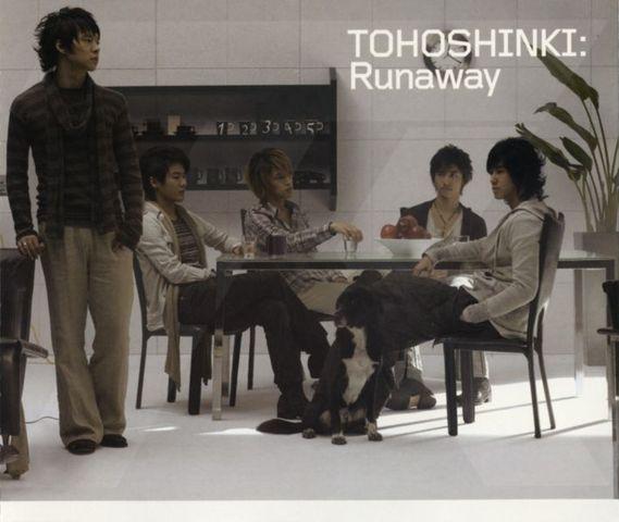 Runaway / My Girlfriend