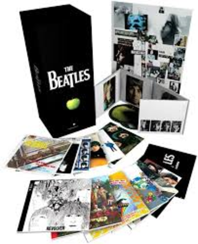 The Beatles Stereo Box Set