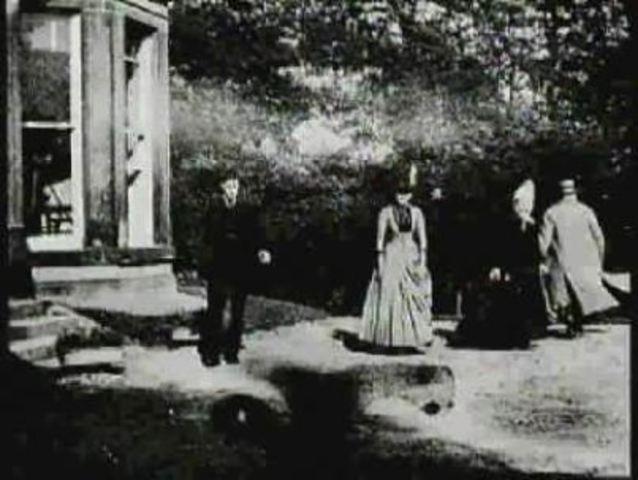 Roadhay Garden Scene