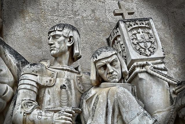 Colonizadores portugueses