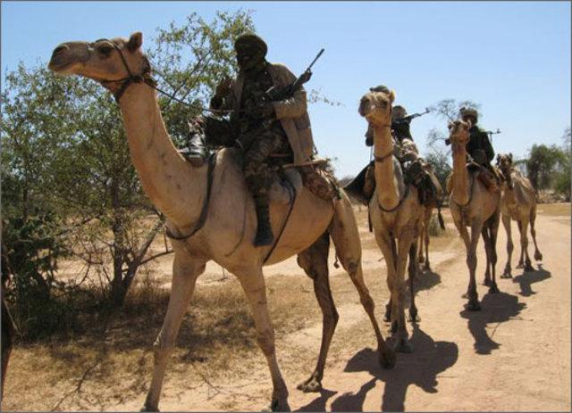 Darfur Conflict Starts