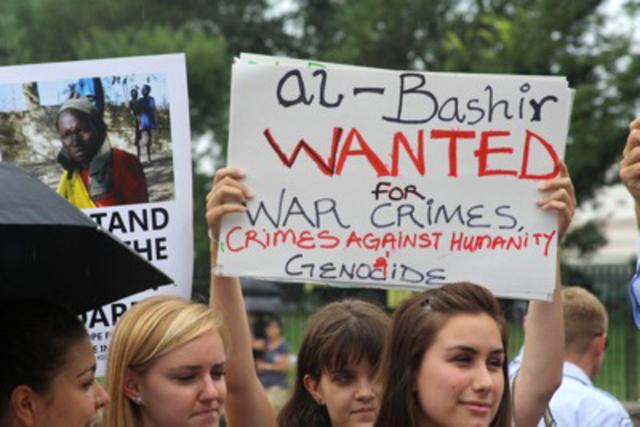 ICC declares the killing of Darfur civillians as genocide