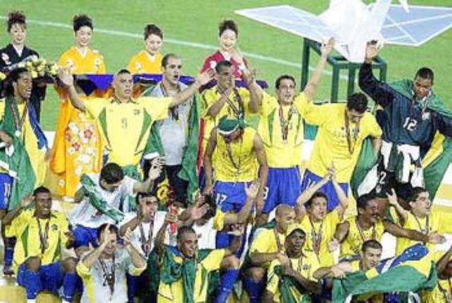 Brasil Penta Campeão da Copa do Mundo