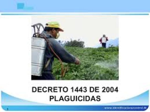 Decreto 1443 de 2004